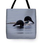 Loon Love Tote Bag
