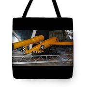 Loon Missile Tote Bag