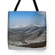 Loon Mountain Ski Resort White Mountains Lincoln Nh Tote Bag