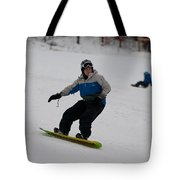 Loon Run 17 Tote Bag