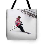 Loon Run 27 Tote Bag