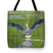 Loon Wings Tote Bag