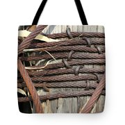 Loop De Loop 3 Tote Bag