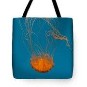 Loop To Loop Orange Nettle Tote Bag