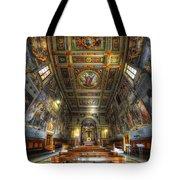 L'oratorio Del Santissimo Crosifisso Tote Bag