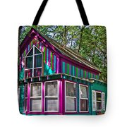Lord And Taylor In Asbury Grove In South Hamilton-massachusetts Tote Bag