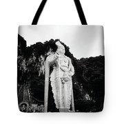 Lord Muruga Tote Bag