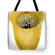 Lorica Shell Of Tintinnid Ciliate Sem Tote Bag