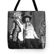 Lorrie Morgan Pam Tillis And Carlene Carter Tote Bag