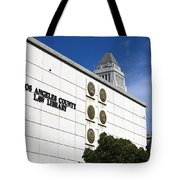 Los Angeles County Law Library Tote Bag