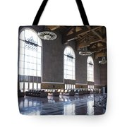 Los Angeles Union Station Original Ticket Lobby Vertical Tote Bag