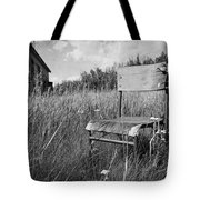 Lost Home Tote Bag