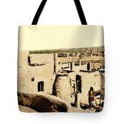 Los Pueblos De Taos Tote Bag