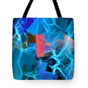 Lose Myself Tote Bag