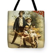 Lost Tote Bag by Aged Pixel