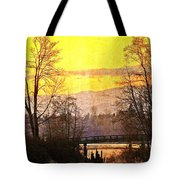 Lost Along The River Tote Bag