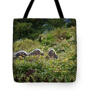 Lost Amongst The Vines Tote Bag