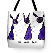 Lost Boys Tote Bag