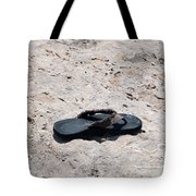 Lost Flipflop Tote Bag