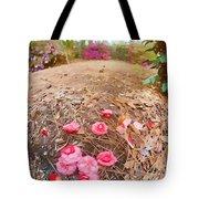 Lost Flowers Tote Bag