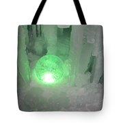 Lost Ice Globe Tote Bag