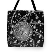 Lost In A Space And Time Tote Bag