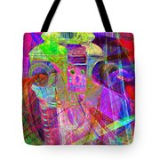 Lost In Abstract Space 20130611 Long Version Tote Bag