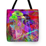 Lost In Abstract Space 20130611 Tote Bag