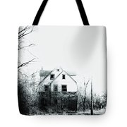 Lost In Despair Tote Bag