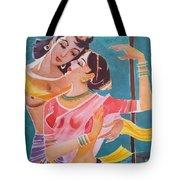 Lost In Love Tote Bag