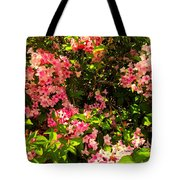 Lost In Pink Tote Bag