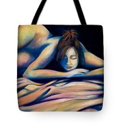 Lost In Serenity Tote Bag