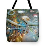 Lost In Space 5 Tote Bag