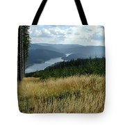 Lost In The Beauty Of Pure Michigan  Tote Bag