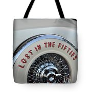 Lost In The Fifties Tote Bag
