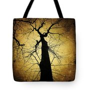 Lost In The Forest I Broke Off A Dark Twig And Lifted Its Whisper To My Thirsty Lips Tote Bag
