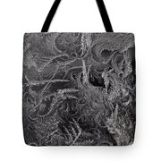 Lost In The Frost Tote Bag