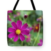 Lost In The Garden Tote Bag