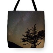 Lost In The Night Tote Bag