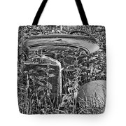 Lost In The Weeds Tote Bag