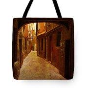 Lost In Venice Tote Bag