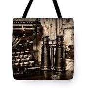 Lost Love In Black And White Tote Bag