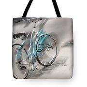 Lost Picnic Basket  Tote Bag