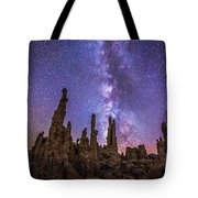 Lost Planet Tote Bag