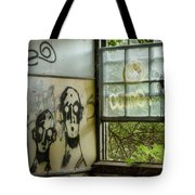 Lost Souls - Abandoned Places Tote Bag