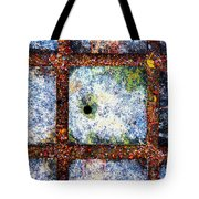 Lot Number 7 Of The Universe Tote Bag