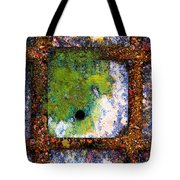 Lot Number 8 Of The Universe Tote Bag