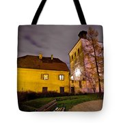 Lotrscak Tower Zagreb Famous Landmark Tote Bag
