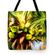 Lots Of Coconuts Tote Bag