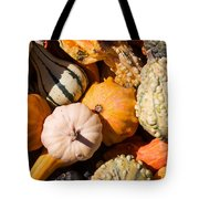 Lots Of Little Gourds Tote Bag